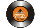 Dj Perfect Festas - logo